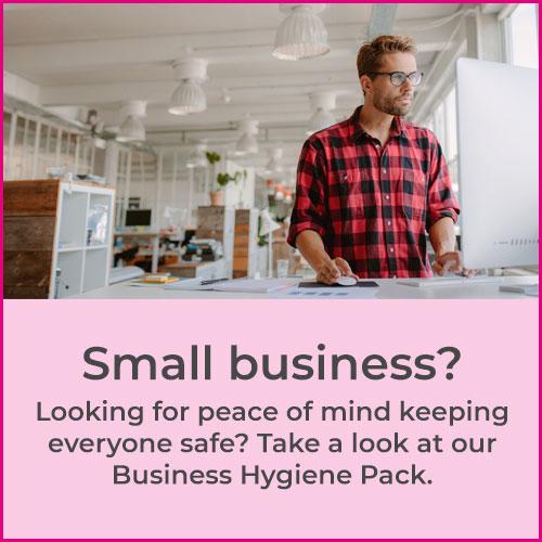 business hygiene pack