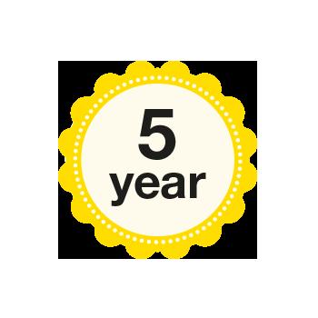 drying 5 year