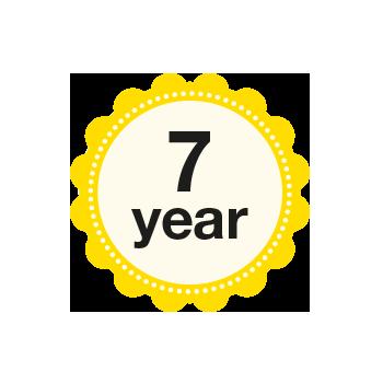 drying 7 year