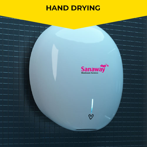 hand drying